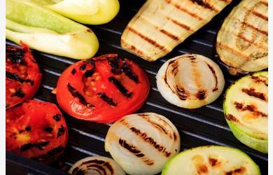 Warzywa z grilla – posiłek nie tylko dla wegetarian
