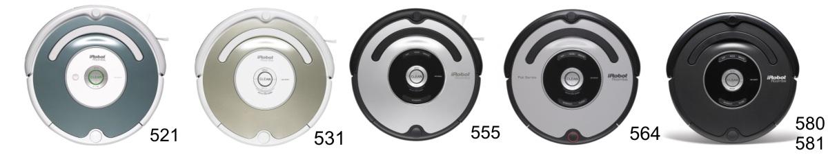 Roomba seria 500