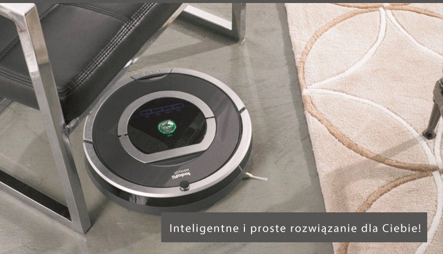Roomba seria 700