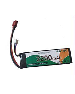 Akumulator PAKIET BATERIA LiPol 11,1v 2200mah 3S 20C REDOX RC *
