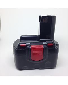 Bateria, Akumulator do elektronarzędzi marki BOSCH - BOS12V 1,5Ah (1500mAh) Ni-Cd ( zamiennik) czarny