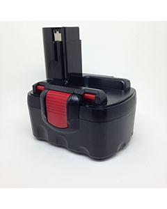 Bateria, Akumulator do elektronarzędzi marki BOSCH - BOS(A) 14,4V 2Ah (2000mAh) Ni-Cd ( zamiennik)*