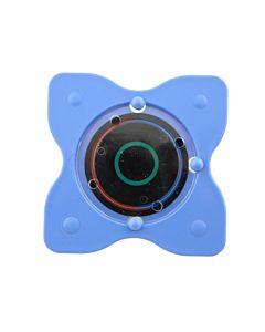 Element maty z termometrem (niebieski)