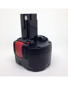 Bateria, Akumulator do elektronarzędzi marki BOSCH -  BOS(A) 9,6V 1,5Ah (1500mAh) Ni-Cd (zamiennik)*