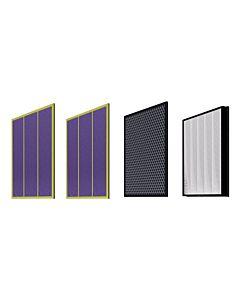 Coway Roczny komplet filtrów do AP-100DH SFA01-KDH