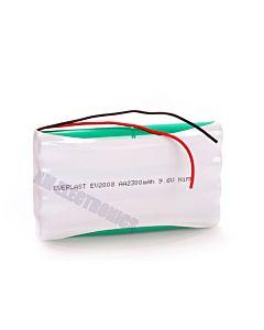 Akumulator 2200 mAh NiMH 9,6V Z KABELKAMI