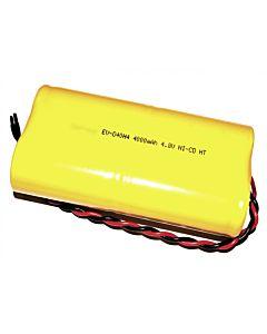 Akumulator lampa awaryjna 4,8V 4,0Ah NiCD