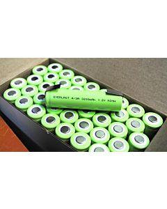 Akumulator ogniwo 4/3A 3,2Ah 1,2V Ni-Mh blaszki