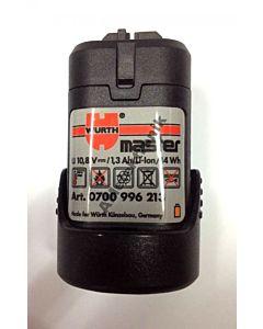 Akumulator WURTH Bosch 10,8V 1,3Ah BTI, BERNER