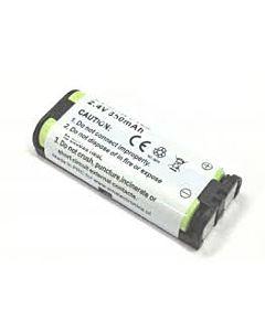 Bateria do Panasonic HHR-P105 850mAh NiMH 2,4V
