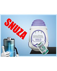BATERIA SAFT DO SNUZA GO HALO HERO ZA CR14250
