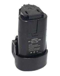 Black&Decker AKUMULATOR BATERIA 10,8V 1500mAh Li-ion zamiennik
