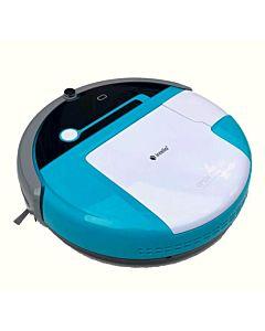 INTELIO Robot odkurzający FD-3RSW (IIC) (niebieski), inteligentny odkurzacz do domu lub biura