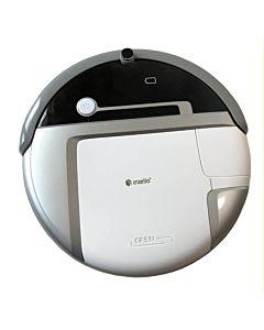 INTELIO Robot odkurzający FD-3RSW (IIC) (srebrny), inteligentny odkurzacz do domu lub biura