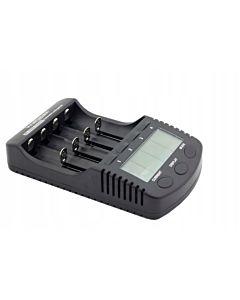 ŁADOWARKA LCD BC-4000 do akumulatorów ni-cd ni-mh li-ion