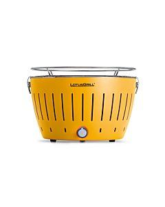 LotusGrill - kolor żółty - wersja standard (średnica 350 mm wysokość 234 mm) G-GE-34