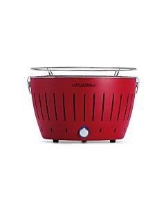 Lotus Grill - kolor czerwony - wersja standard (średnica 350 mm wysokość 234 mm) G-RO-34