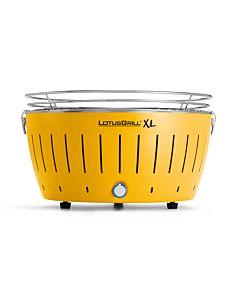 LotusGrill XL- kolor żółty - wersja XL (średnica 435 mm wysokość 257 mm) G-GE-435