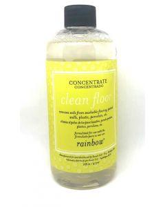 PŁYN Clener Floor od mycia podług (Rainbow) 473 ml- Koncentrat