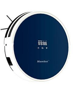MAMIBOT PREVAC BLUE Robot hybrydowy 2w1 na aplikacje (iOS, Android)