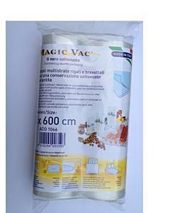 Rolki foliowe do pakowania próżniowego ACO 1066 (20 x 600 cm) (Magic Vac)