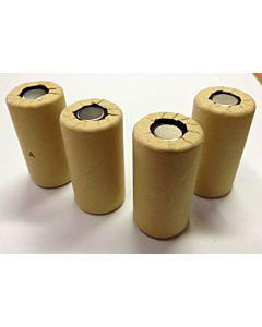 Ogniwa (akumulatorki) 1,2V 1500mAh 4/5 sc NiMH 4 szt.