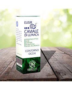 Żel do pielęgnacji okolic oczu - Elisir canviale di lumaca -  ml