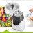 Blender Activmix o mocy 350W łatwo poradzi sobie z przygotowaniem  różnego rodzaju napojów owocowych, smoothie, napojów białkowych  i odżywczych dla sportowców, jak i również koktajli mlecznych,  napojów alkoholowych, bezalkoholowych oraz orzeźwiających.